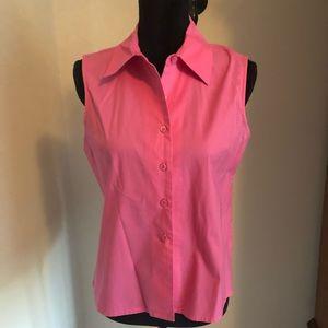 Chadwick's sleeveless blouse